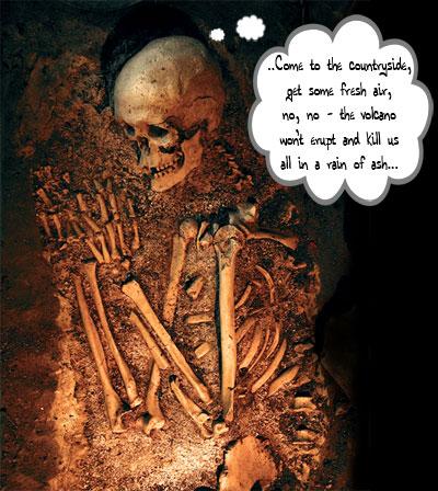 Snarky Skeleton