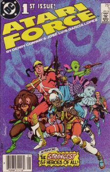 Atari Force