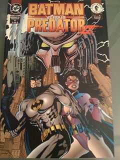 Yes. They did this. Batman V. Predator 2