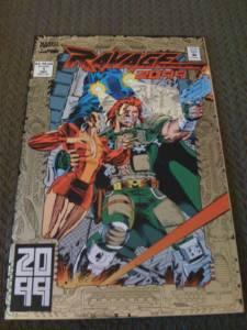 Ravage 2099 #1