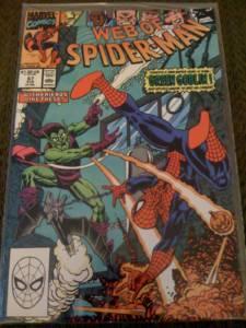 Web of Spider-Man #67