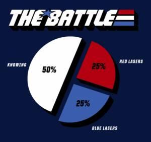 half-the-battle