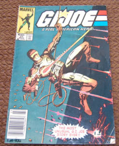 GI Joe: A Real American Hero