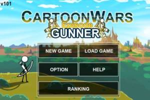 iPhone Game Review: Cartoon Wars Gunner