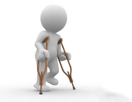 10 Things That Suck About Crutches All Things From My Brain