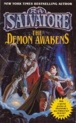 A books I haven't read yet: The Demon Awakens