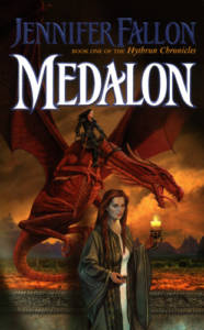 A Book I haven&#8217;t read yet: Medalon