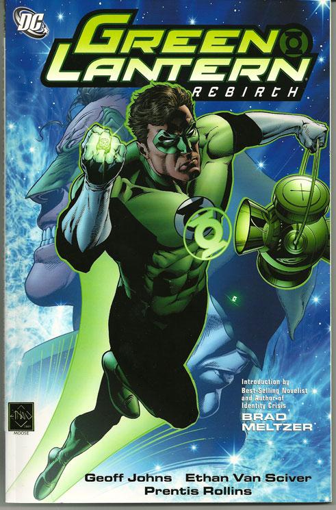 Review: Green Lantern-Rebirth
