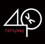 logo40K_negativo_medio