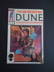 Random Box of Comics: Dune