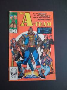 Random Box of Comics: The A-Team