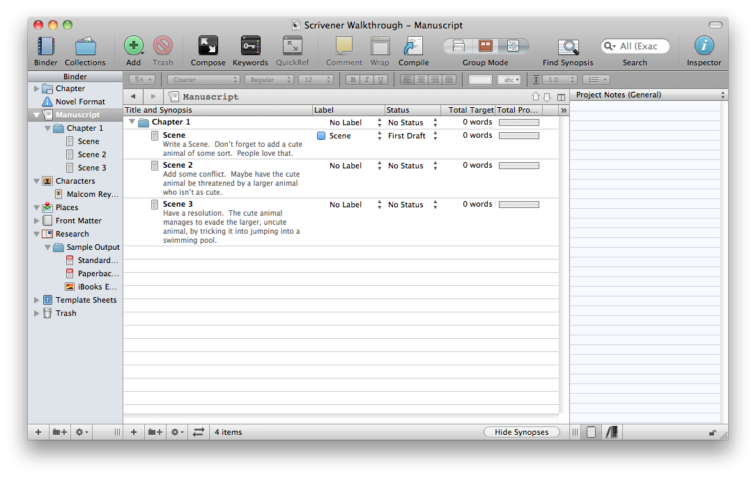 adding things to scrivener dictionary