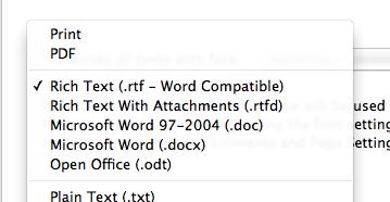 Scrivener Quick Tip Formatting Basics