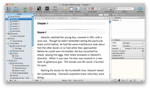 Scrivener Quick Tip: Comments