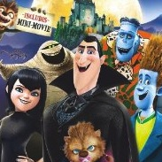 Friday Flick: Hotel Transylvania