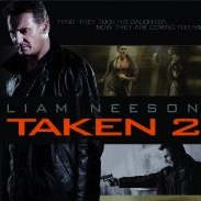 Friday Flick: Taken 2