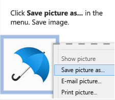 Is Microsoft Encouraging You To Steal Images Off The Web?