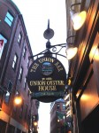 Ye Olde Union Oyster House Sign