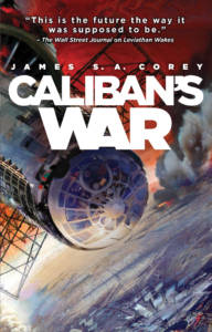 Caliban's War by James SA Corey