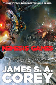 Nemesis Games by James SA Corey