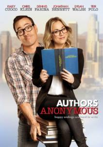 Authors Anonymous DVD cover