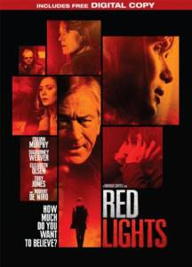 Red Lights DVD cover