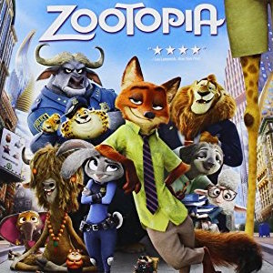Friday Flick: Zootopia