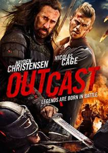 Outcast with Nicholas Cage and Hayden Christensen