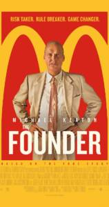 The Founder starring Michael Keaton