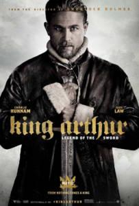 King Arthur starring Charlie Hunnam
