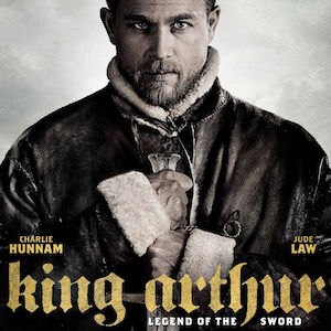 Friday Flick: King Arthur Legend of the Sword