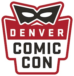 Come see me live at Denver Comic Con
