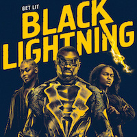 Streaming Consciousness: Black Lightning