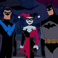 Friday Flick: Batman and Harley Quinn