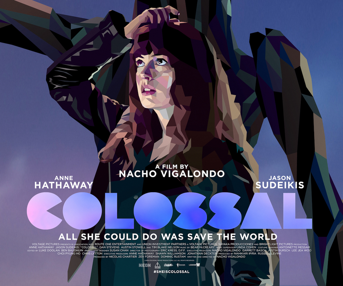 Friday Flick: Colossal