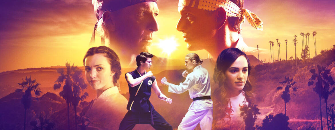 Streaming Consciousness: Cobra Kai