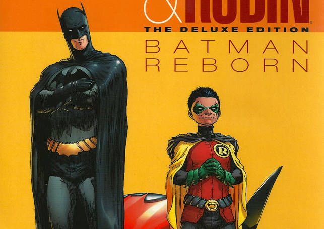 Review: Batman & Robin-Batman Reborn