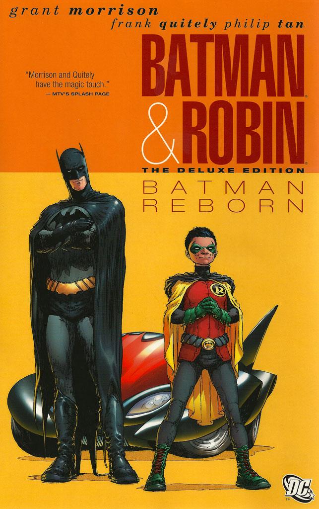 Review: Batman & Robin-Batman Reborn