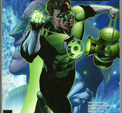 Review: Green Lantern-Rebirth