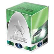 I still can't bring myself to buy Star Trek DVD's