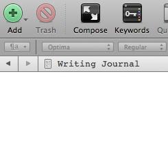 Writing Journal Y4 Day 62: Improv 3