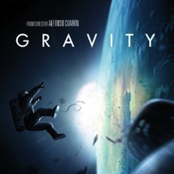 Friday Flick: Gravity