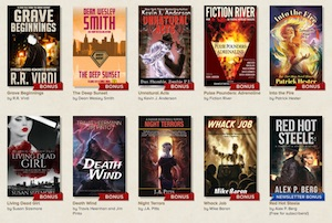 The Bump in the Night Thriller Bundle – Includes my book!