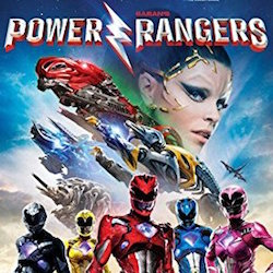 Friday Flick: Power Rangers